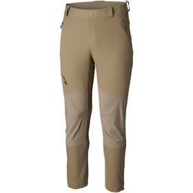 Columbia Titan Trekker Pantalones Hombre, flax
